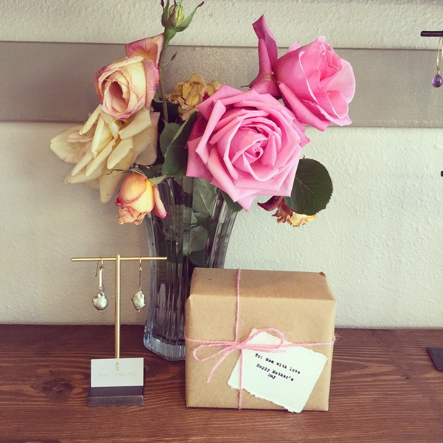 Great gifts in store for Mother's Day including fresh floral bouquets from Pollination Flowers the weekend of.  Gift wrapping is  complimentary!  It's never been this easy to show your mom you care.