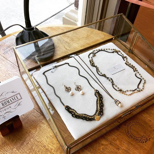 Debuting Susan Goodwin's Fall/Winter jewelry collection this weekend.  Join us tomorrow (Saturday) for Carlton Crush and complimentary wine tasting at the boutique!  We open at 9am.