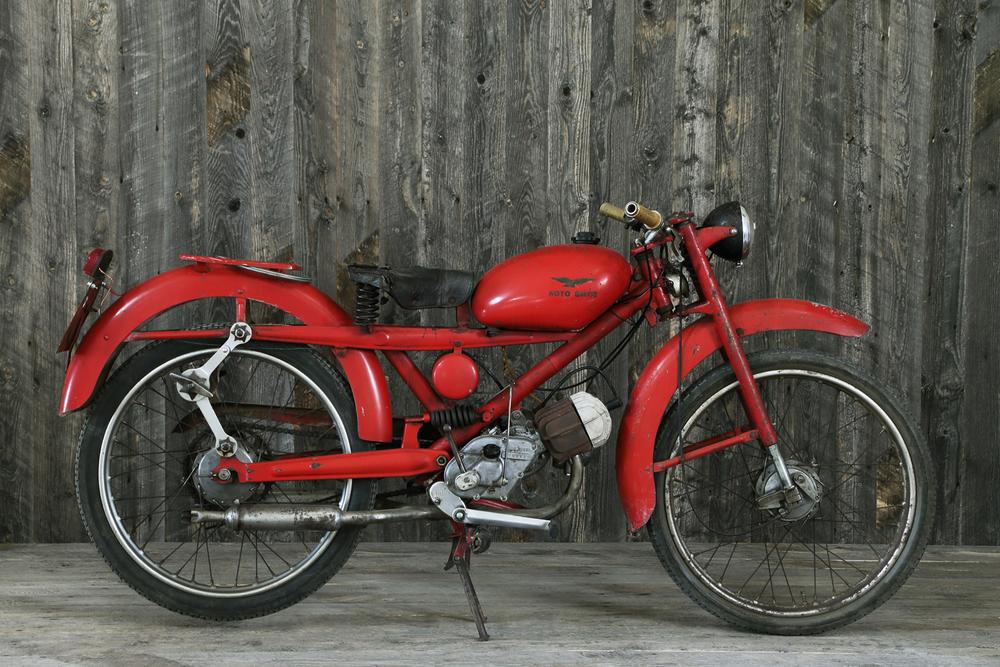 1954 Moto Guzzi Guzzino