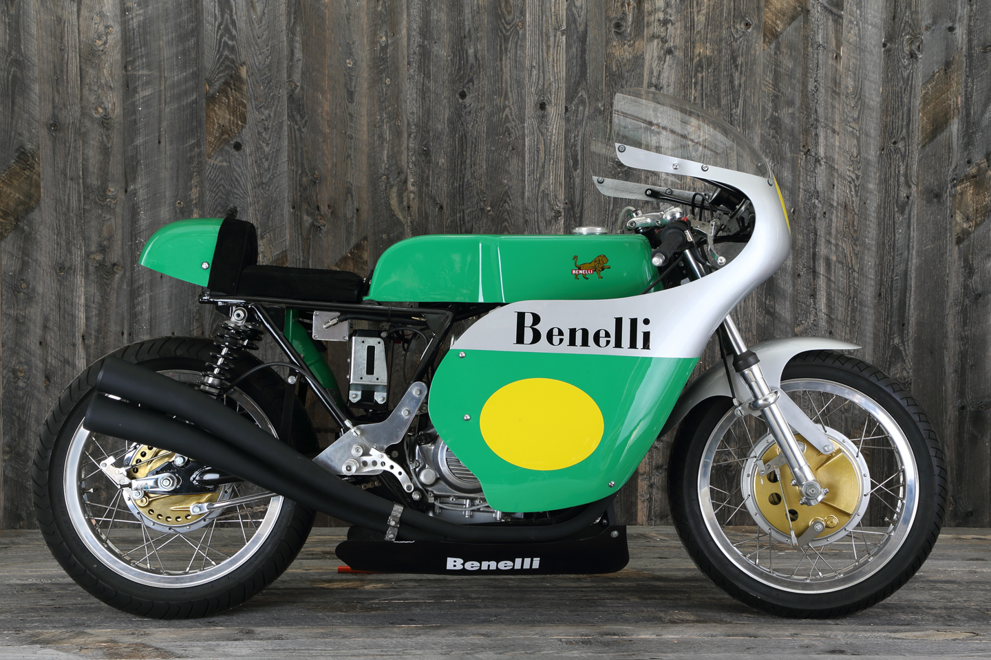 1971, Benelli 500 GP, Pasolini Replica