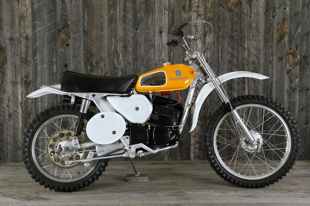 1973 Husqvarna 125CR