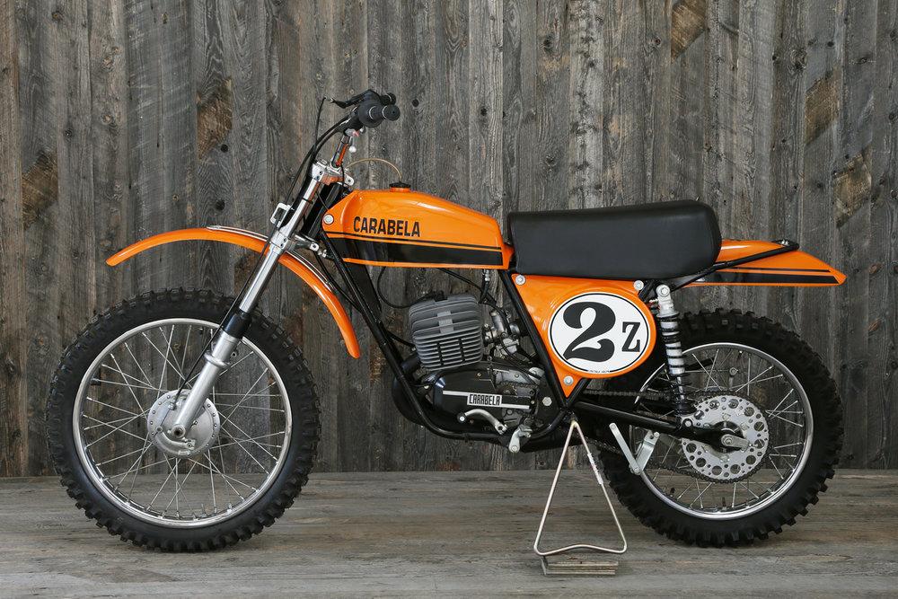 1975 Carabela 125 Motocross
