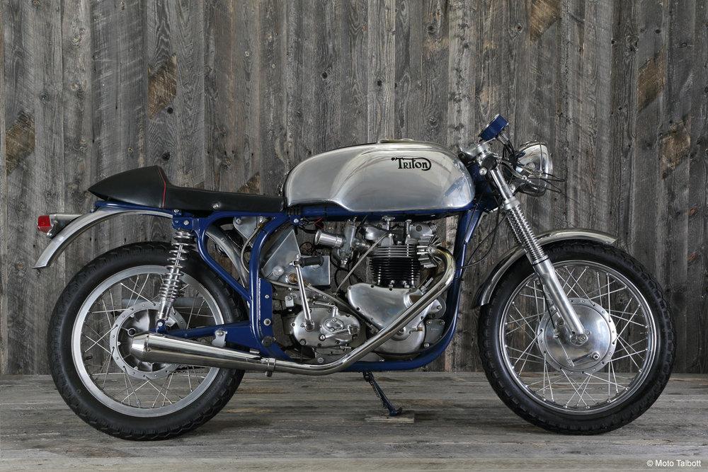 1968 Triton 650
