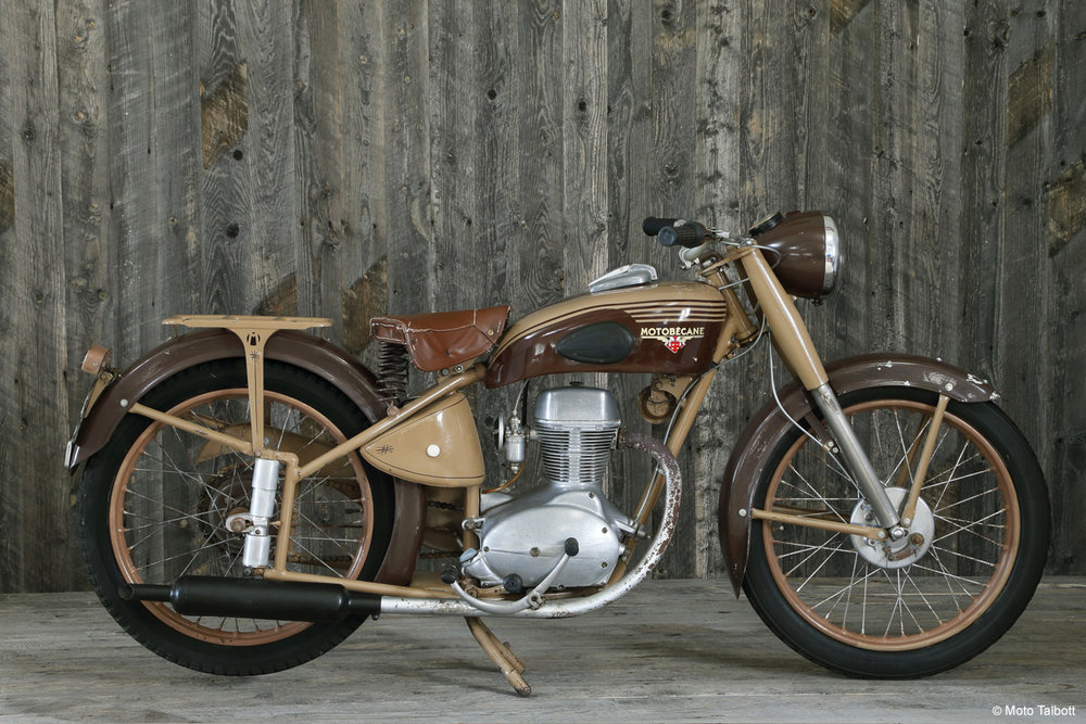 1951 Motobécane