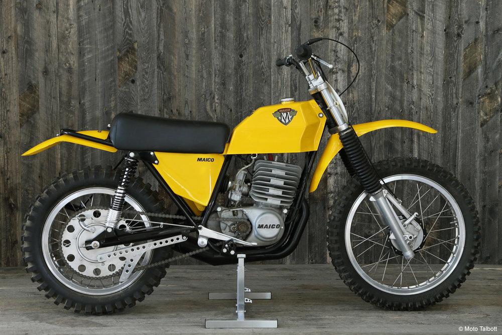 1974 Maico MC400