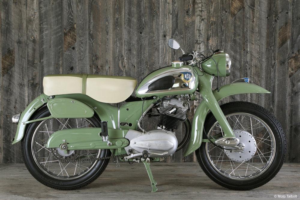1957 NSU Supermax 250
