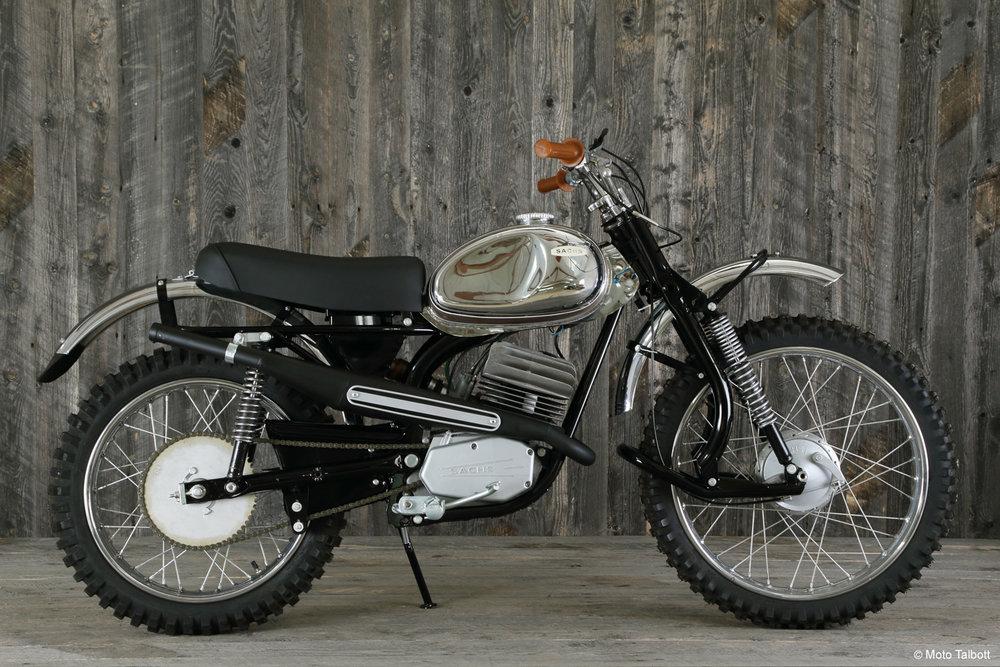 1970 Sachs 125 Scrambler