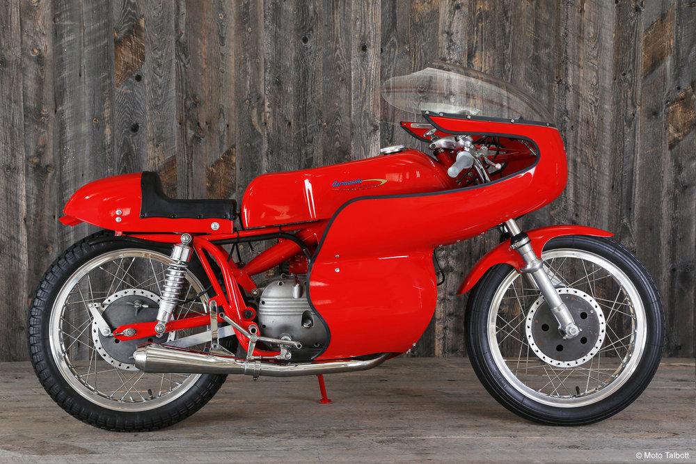 1958 Aermacchi 350 Racer