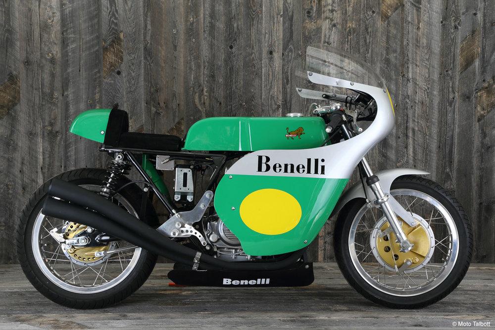 1971 Benelli Pasolini Replica
