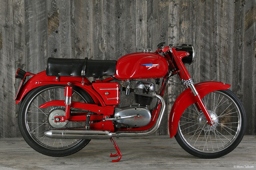 1956 Ceccato 125 Roadracer
