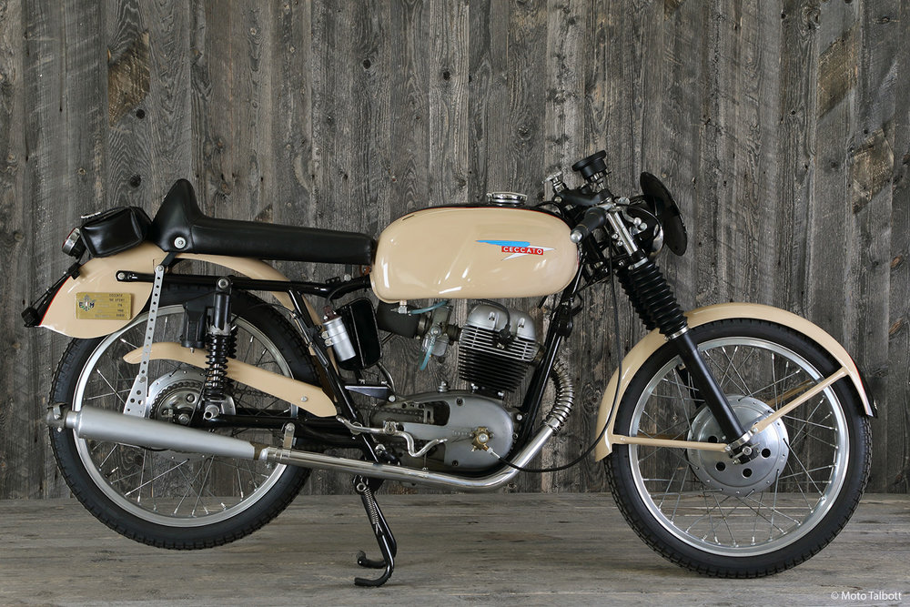 1956 Ceccato 160