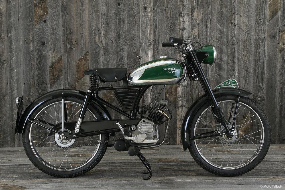 1950 Ducati 60 Sport