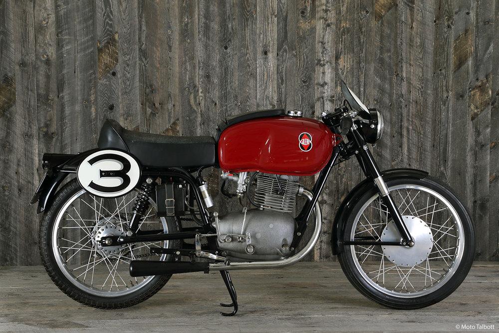 1956 Gilera 175 Giro