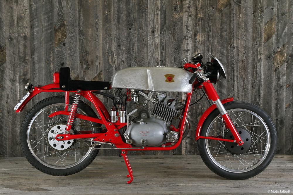 1956 Moto Devil 175