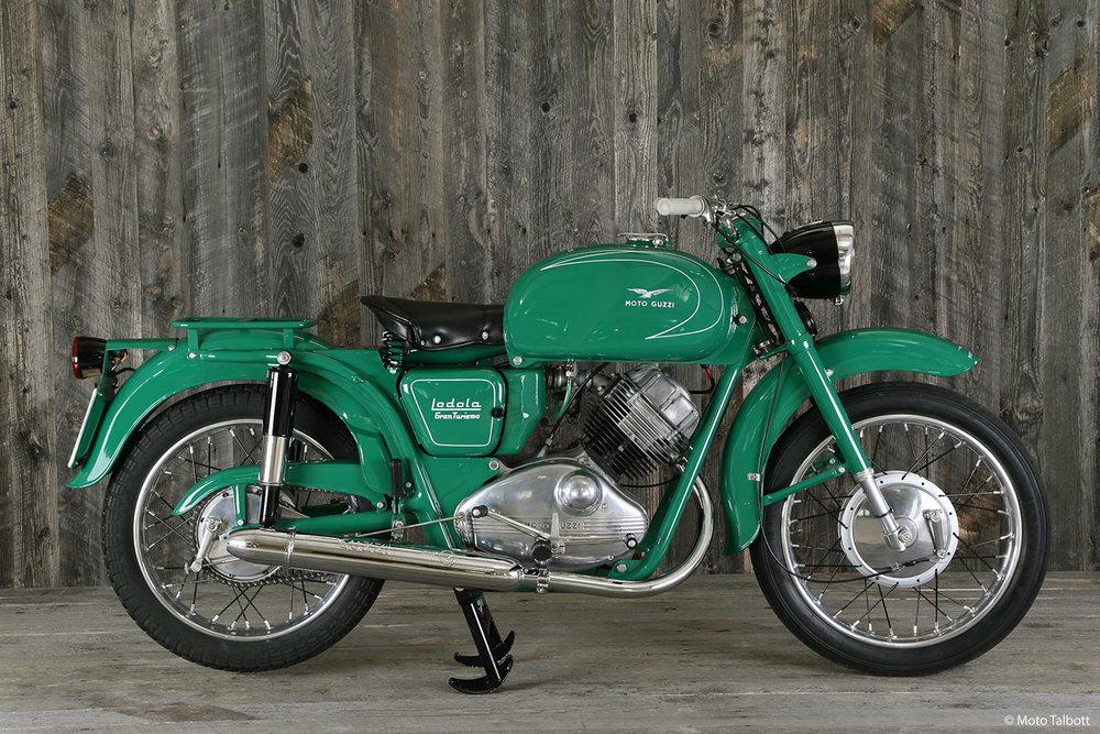 1962 Moto Guzzi Ladola Gran Turismo