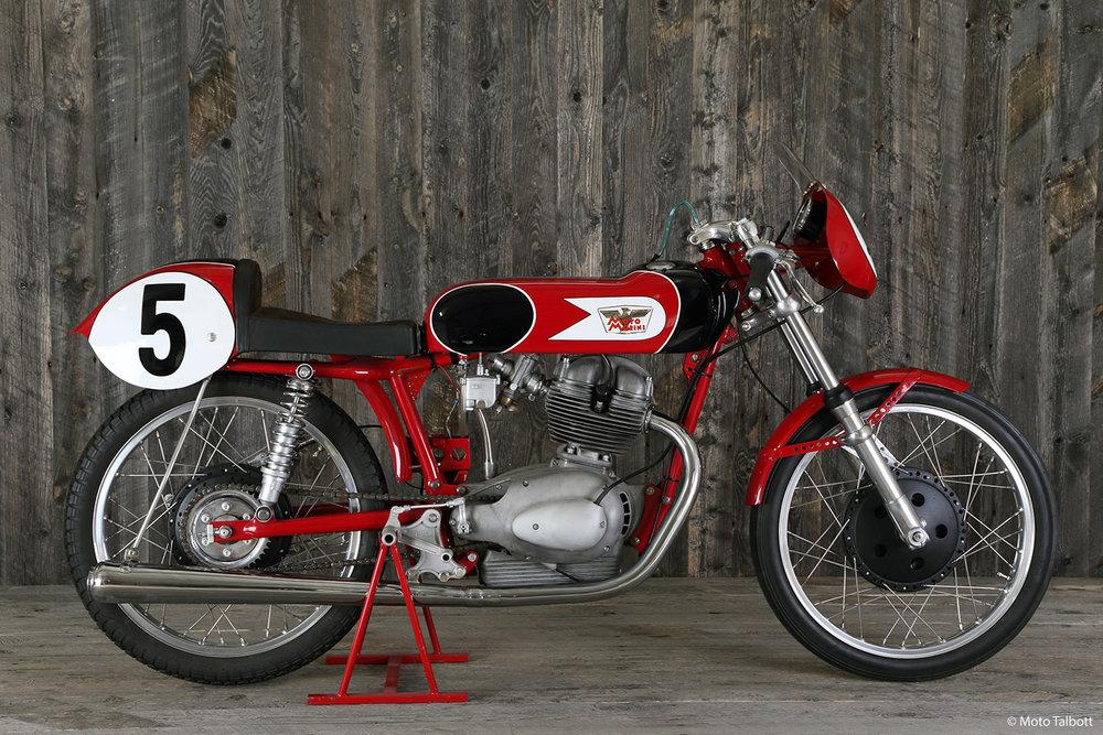 1961 Moto Morini Sette Bello