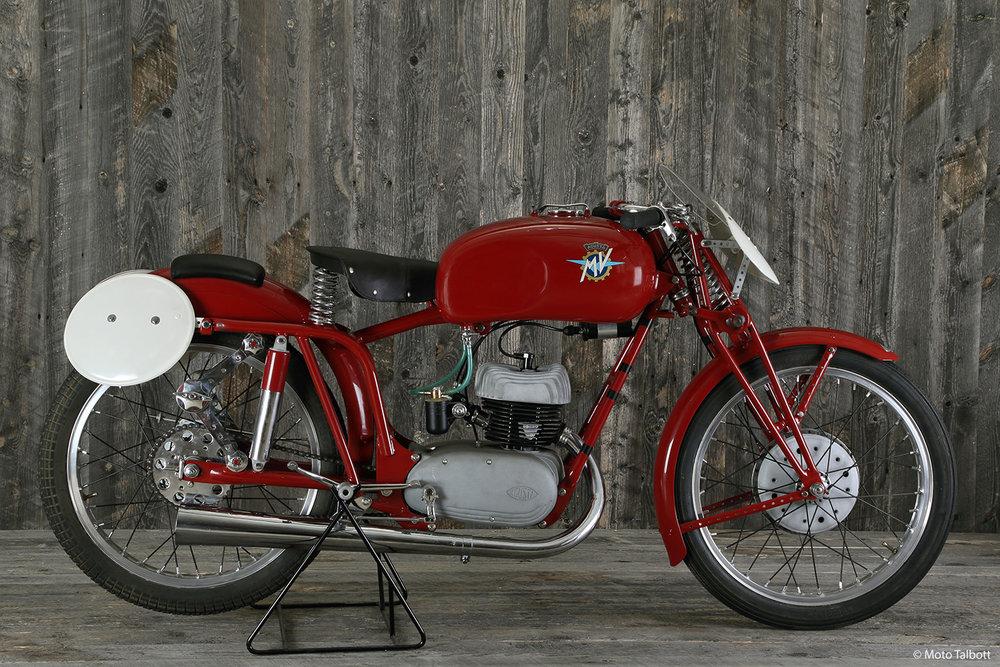 1951 MV Agusta 150 Racer