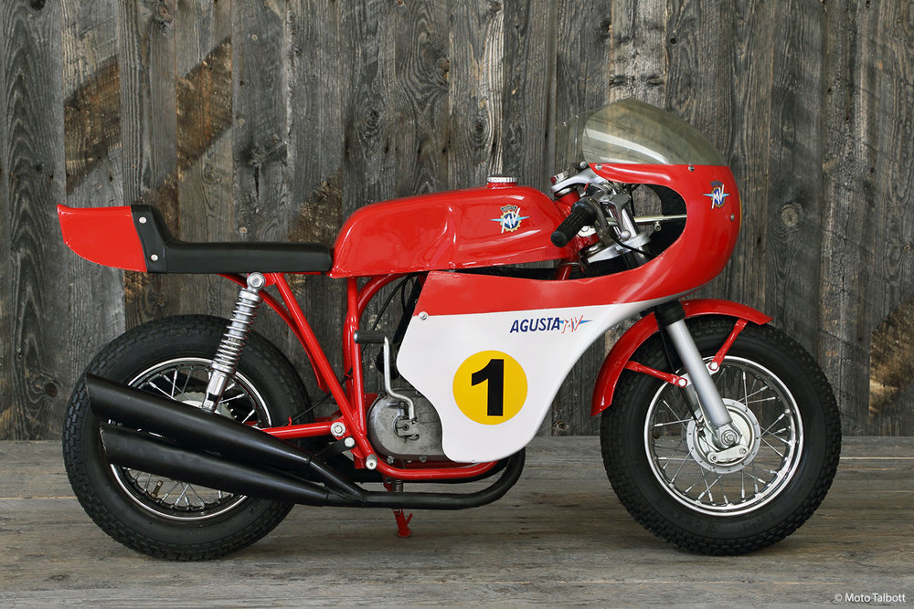 1973 MV Agusta 50cc Mini Bike