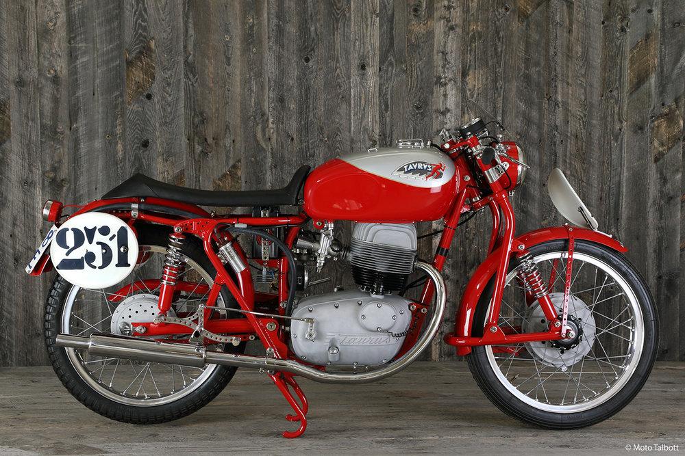 1956 Taurus 200SS