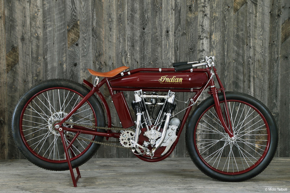 1911 Indian Board Tracker