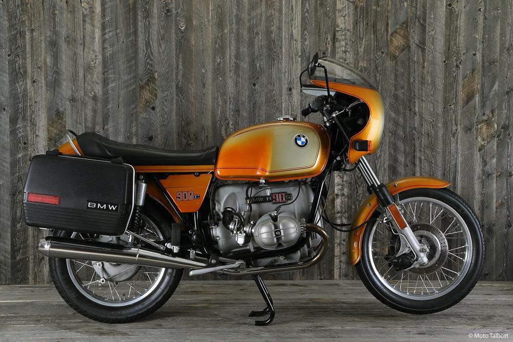 1975 BMW R90S