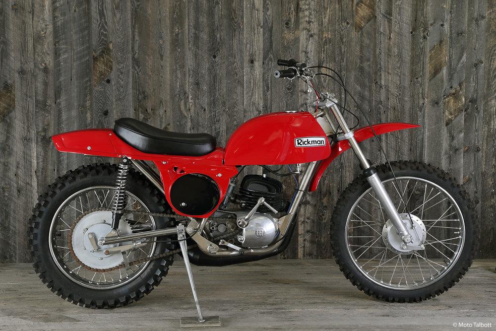 1974 Rickman Montesa 250