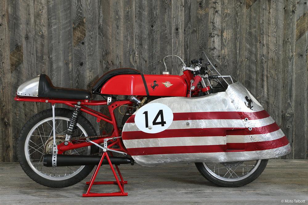 1951 Ducati 125 Grand Sport