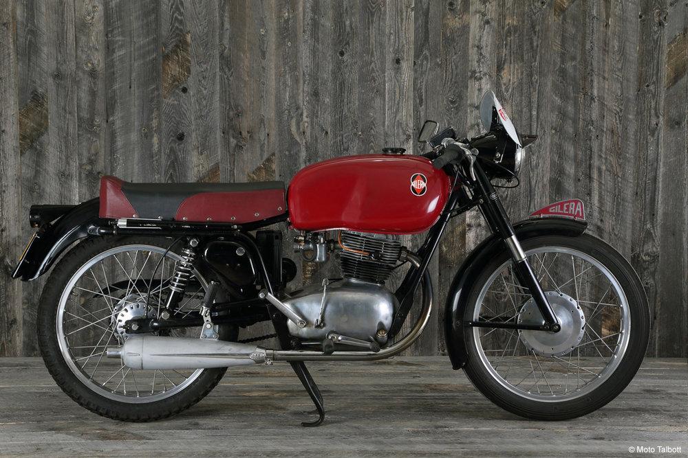 1956 Gilera 175 Giro – Robb's Moto Giro Bike