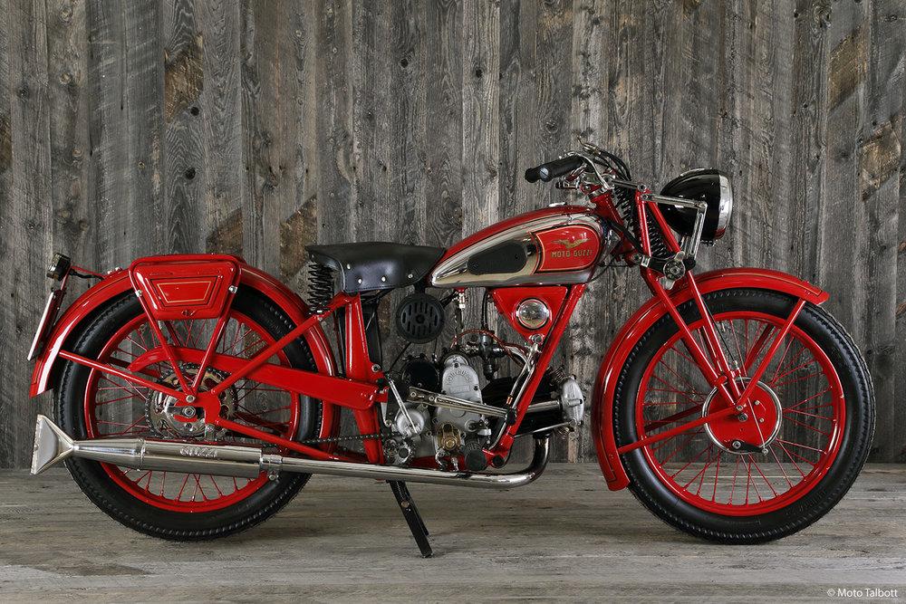1935 Moto Guzzi P250