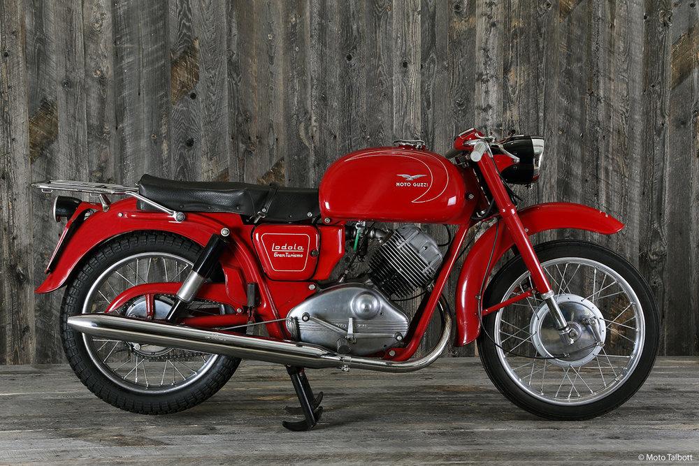 1960 Moto Guzzi Lodola 235