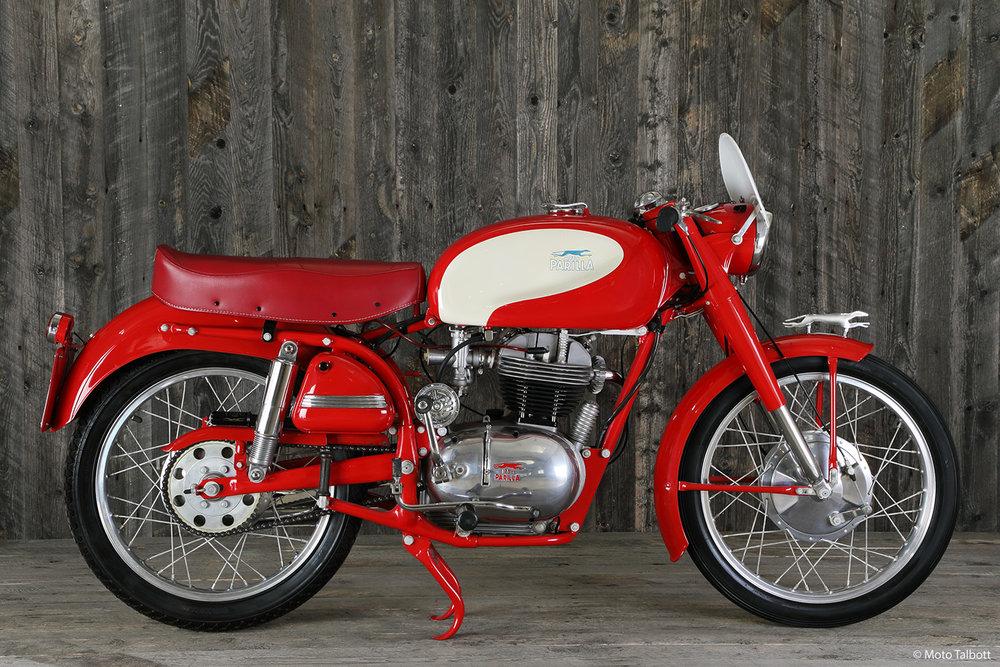 1956 Moto Parilla 175 Sport