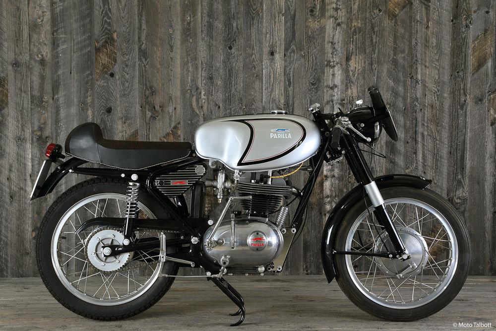 1963 Moto Parilla 250 GS