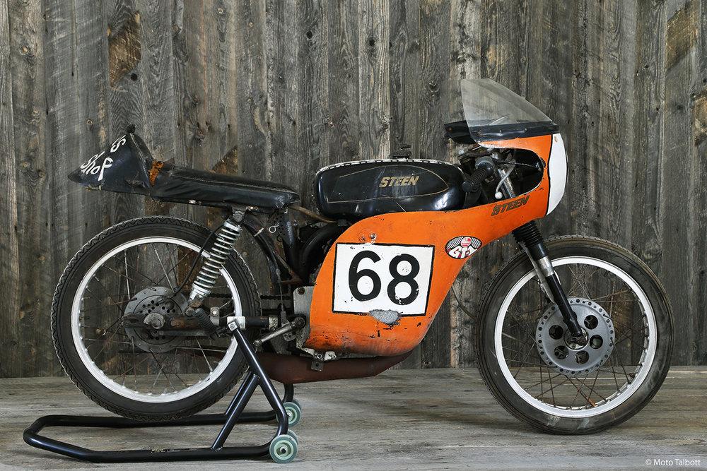1968 Hodaka Steen Racer
