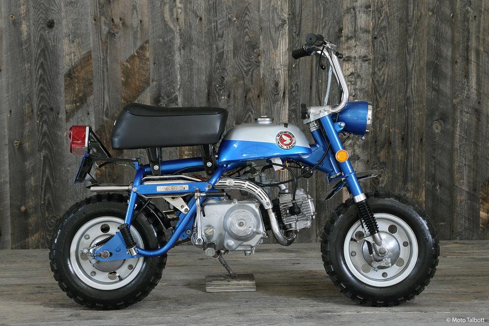 1969 Honda Z50 Monkey