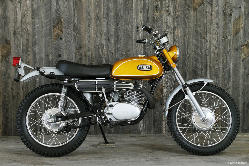 1969 Yamaha DT1