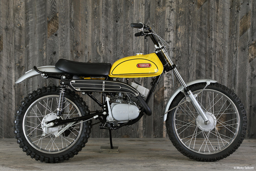 1970 Yamaha AT1