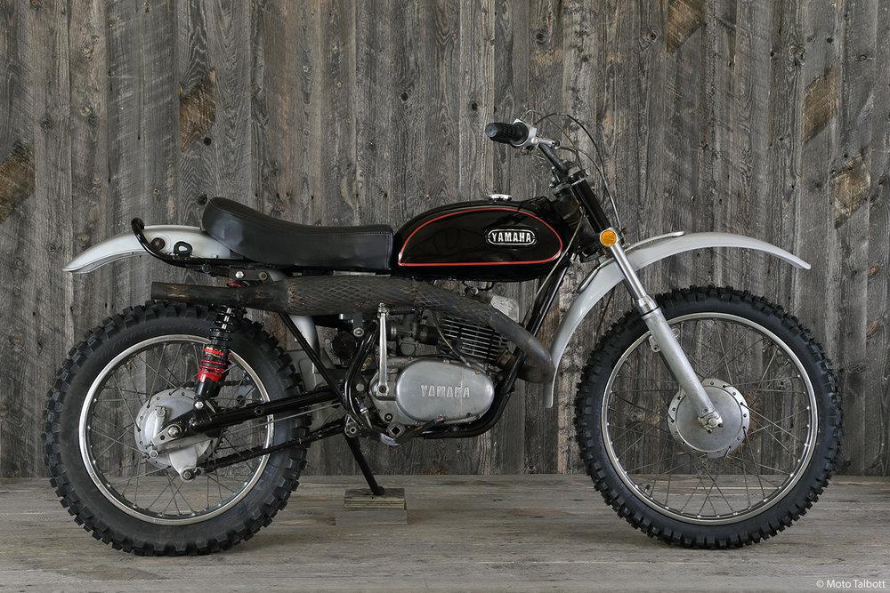 1971 Yamaha RT1