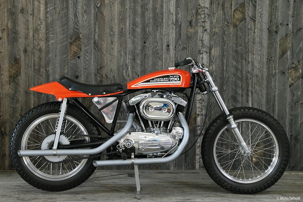 1969 Harley Davidson XR750