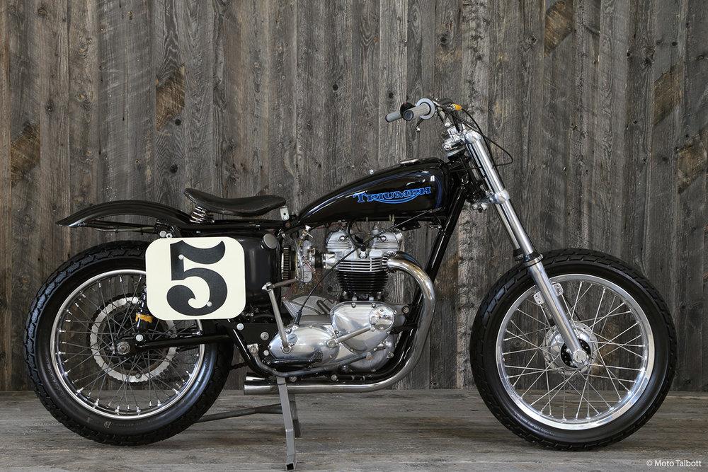 1968 Triumph T120R