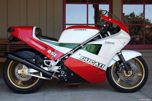 "1988 Ducati 851 ""Kit"""