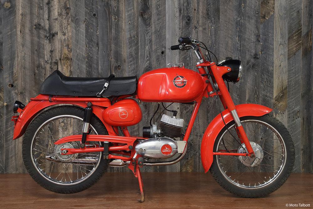 1964 Garelli 100 Junior