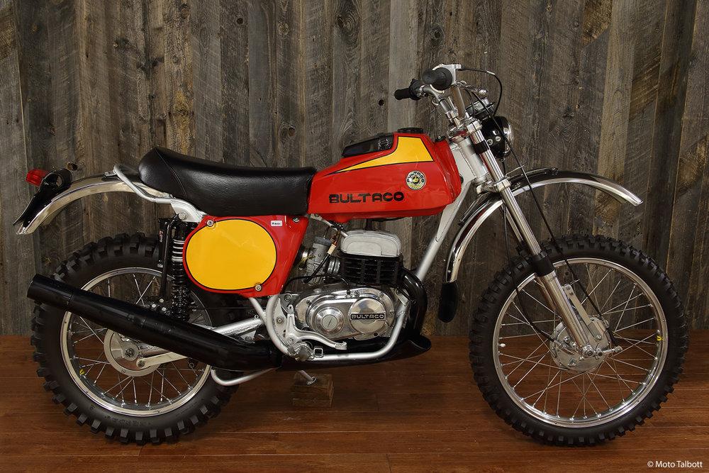 1976 Bultaco 250 Frontera MK9