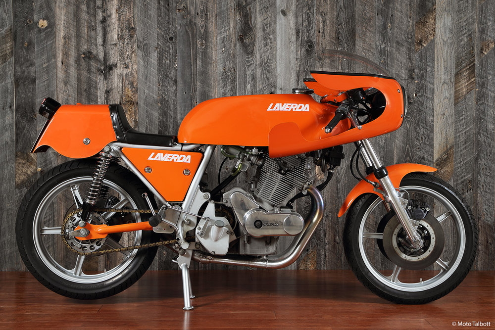 1976 Laverda 750 SFC