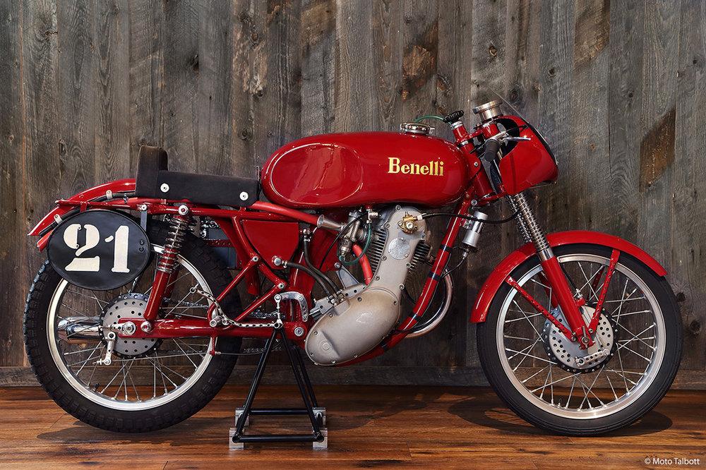 1956 Benelli Leoncino Corsa 125