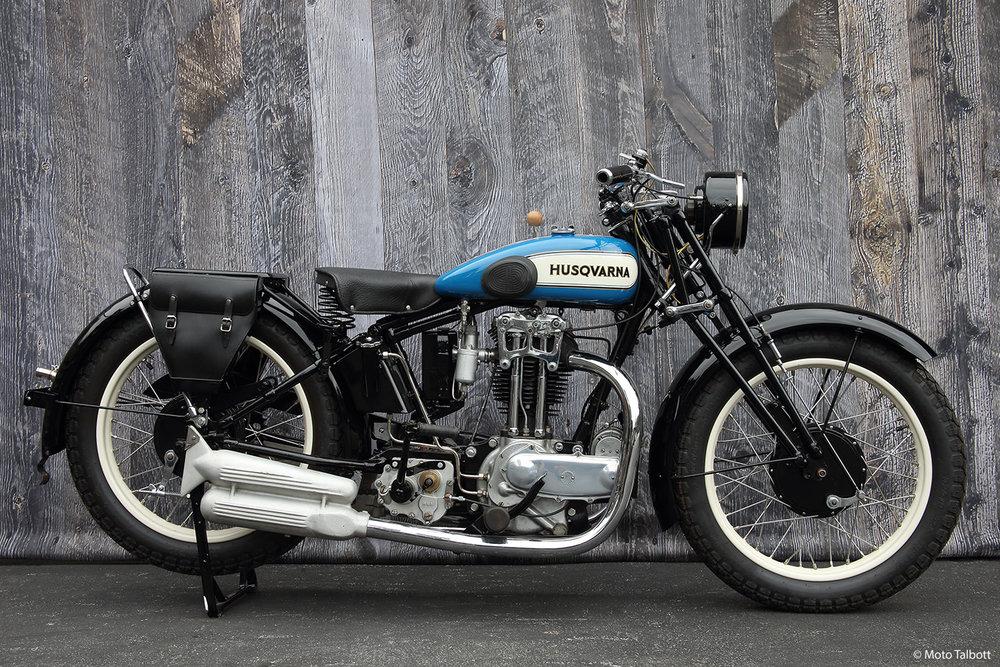 1932 Husqvarna Model 50 TVX