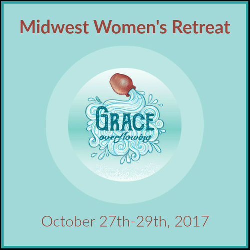 Hello ladies! As you know, Early Bird registration for the Women's Retreat has ended so registration has increased by $15 (not too bad!)  We only have about 100 spots left for the Women's Retreat, but all registration will close Sunday, September 24th at 11:59pm.  It's a special treat, and maybe a once-in-a-lifetime treat, to have our speakers Geri Laing and Elizabeth Laing Thompson, both accomplished authors and a spiritual mother/daughter duo worthy of imitation.  It will be an injection of faith and point us all toward God for sure. Don't miss out--register ASAP at www.chicagochurch.org! Also, there is still space to sign up for the painting class ($18) led by the very talented Ivy Brog--space is limited so hurry if interested! The link is on the website to sign-up.   Looking forward to a great time together!