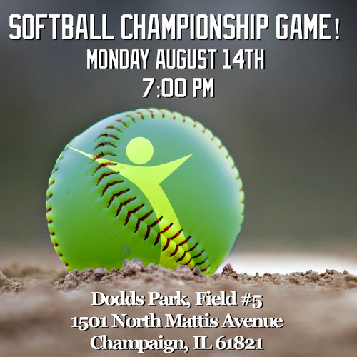 Our team made it to the Championship! Come on over to Dodd's field for some fellowship as you to cheer your brothers on to victory!