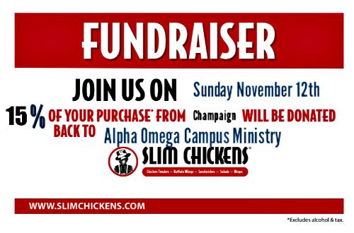 Slim Chickens:2037 S Neil St, Champaign, IL 61820
