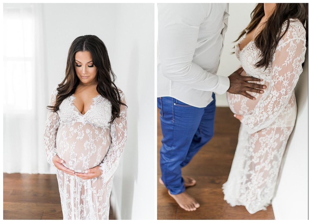 Regan + Kelvin | Lifestyle Maternity Session in South Texas