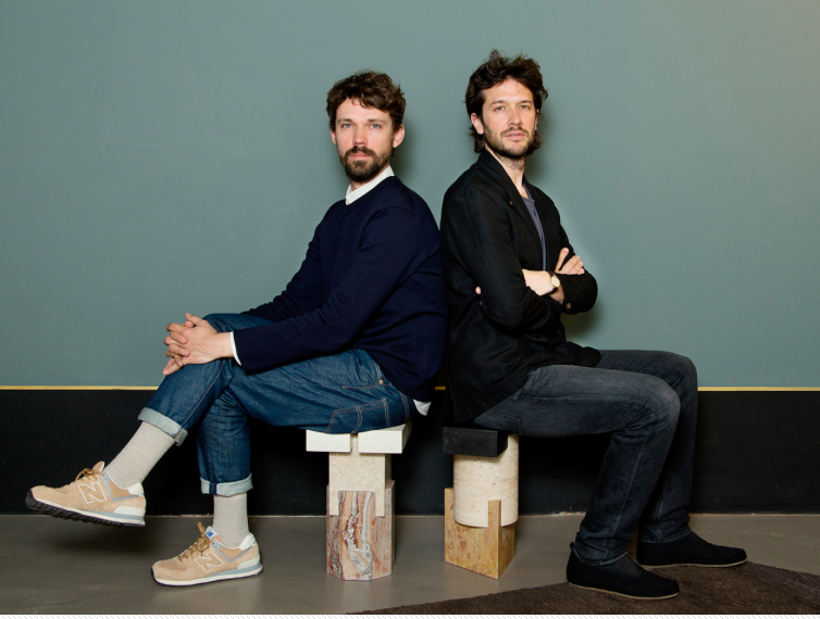 "Wallpaper Magazine — ""In the Lab: Wallpaper* Meets the Design Research Duo Behind Oeuffice"""